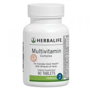 Multivitaminas Herbalife