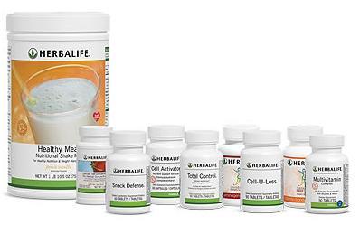 Programa Total Herbalife