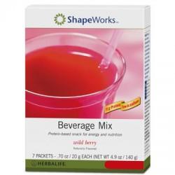 refresco proteico herbalife